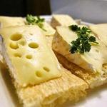 フルレットオー - ワインと言えば…チーズ♪
