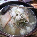 12275988 - 沖縄の天然塩野菜ラーメン