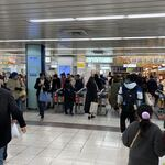 Gozasourou - 大晦日の駅改札♪