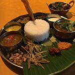 Spice&Dining KALA - ランチミールス チキンチェティナードを選択