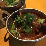 Spice&Dining KALA - オプション追加でスペアリブビンダルー