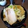 赤シャモジ - 料理写真:野菜味噌ラーメン