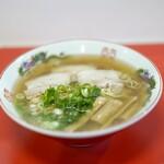 中華そば 竹千代 - 料理写真:中華そば900円