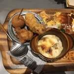 カフェズ キッチン オン ザ テーブル - 大人のお子様ランチ