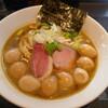 煮干乱舞 - 料理写真:鴨煮干そばうず乱舞1500円
