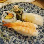 境港直送かに処 ごっつお - 寿司まで食べ放題。