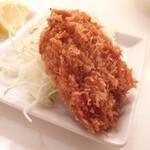 フィッシュ&オイスターバー - 牡蠣フライ
