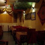インド料理スラージ - 店内