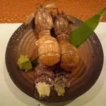 和料理 さうだーで - 蝦蛄釜ゆで