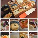 和食 六郎 - 料理写真:新春御膳 2,600円(税込)コラージュ