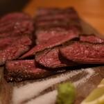 桜丘肉バル GOTTSU - ハラミ、リブロース、ランプ