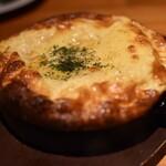 桜丘肉バル GOTTSU - ふわとろチーズオムレス