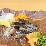 122768498 - サワラ藁焼き。1800円+税