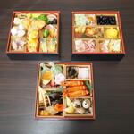 葉山庵Tokyo - おせち料理(23760円)