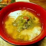 琉球料理乃 山本彩香 - ゆし豆腐