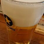 串三六 - 生ビール