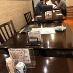 金澤亭 - 店内の雰囲気