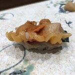 鮨旬美西川 - 赤貝