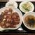 中華ダイニング 貫 - 料理写真:麻婆豆腐丼セット