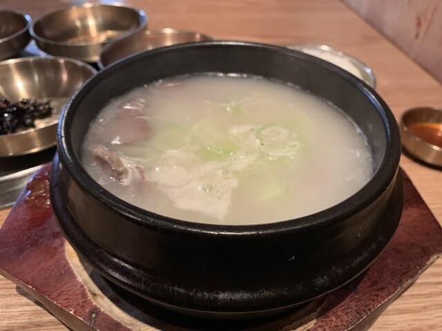 青松(チョンソル)>