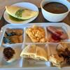 ホテル ブエナビスタ - 料理写真:軽めの食事を
