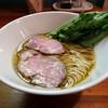極汁美麺 umami - 料理写真:地鶏醤油