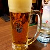 びっくりドンキー - ドリンク写真:オーガニックビール小 503円