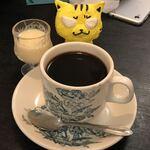 東南アジア食堂 マラッカ - ホワイトコーヒー250円(税込) ※フードセットなので300円引き