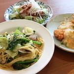 菜茂家 - 料理写真:春のおすすめ料理です。