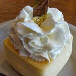クリオロ - 料理写真:幻のチーズケーキ