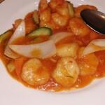 菜香厨房 - 菜香のエビチリ