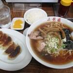 三憩園 - ラーメン&焼餃子