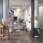 Café BLANC - お店