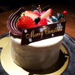 シュラスコレストラン OROCARNE - クリスマスケーキ