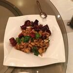 chuugokuryourishisen - 鶏のカシューナッツ炒め