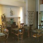 ルカフェガーデンドゥラパールドゥマキ - フレンチポップスの流れる、落ちついたカフェ