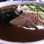 中華レストラン 紅華 - カレーラーメン
