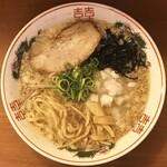 吟醸煮干 灯花紅猿 - 料理写真: