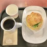 カフェ・ベローチェ - Aモーニング390円が290円に