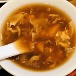 北京料理 方庄 - スープ