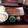 恵比寿 かつ彩 - 料理写真:熟成三元麦豚ロース味噌カツ御膳110g 1,280円税抜