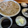 めんの里おおかわ - 料理写真:『もりそば ¥600』