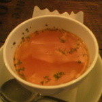 ウサギ - セットスープ