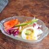 リバティハウス - 料理写真:サラダが到着