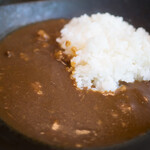 焼肉 犇こう - 宮崎牛カレー