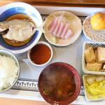 豊蔵 - 料理写真:お魚ランチ 680円