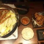 肉炊き鍋と地酒 惣五郎 - 料理写真: