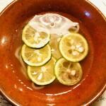 熟成和牛焼肉エイジング・ビーフ TOKYO - 特製冷麺