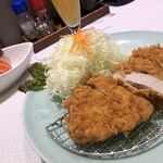tonkatsutowashokunomisechouhachi - 上ロースカツ