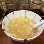 122811780 - 鶏スープ